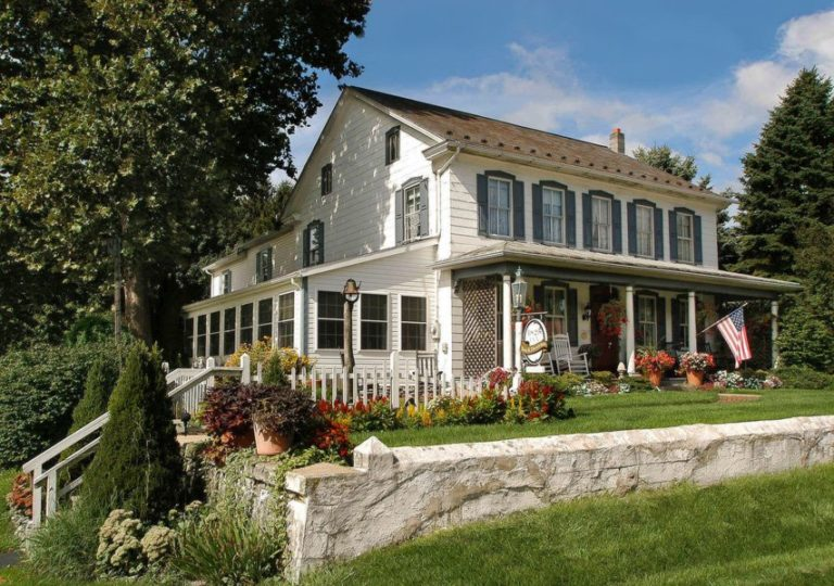 1825 Inn B&B in Palmyra, Pennsylvania