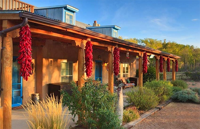 Casa Escondida Bed & Breakfast in Chimayo, New Mexico