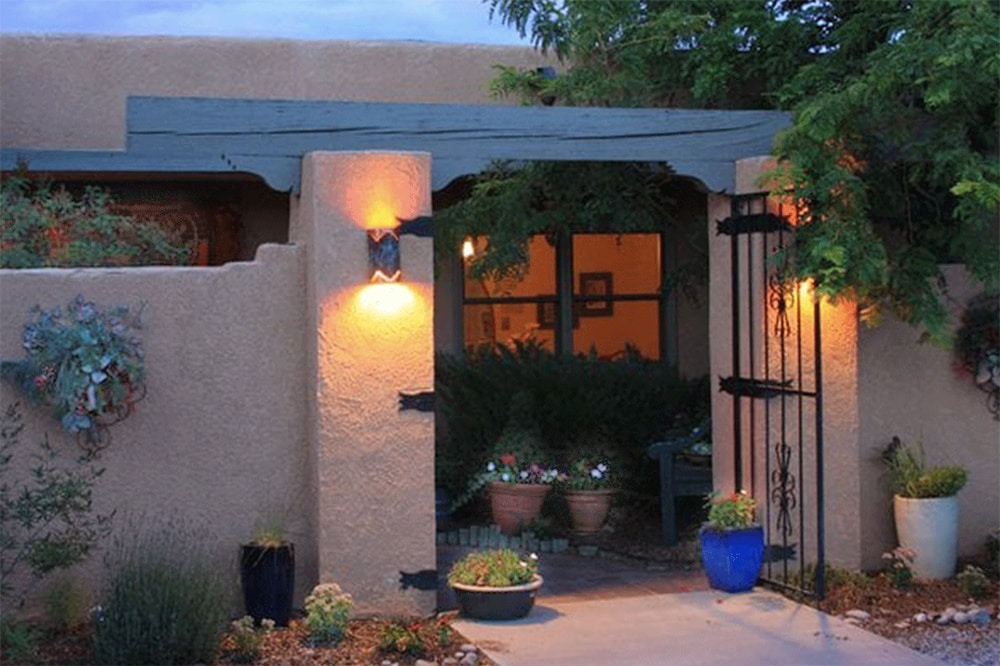 Corrales New Mexico Bed and Breakfast