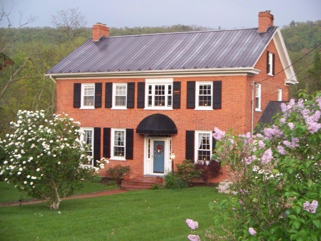 Limestone Inn B&B in State College, Pennsylvania