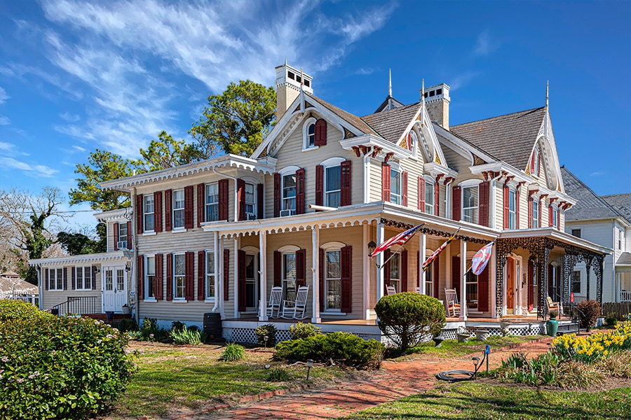 River House Inn in Snow Hill, Maryland