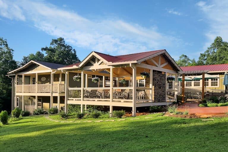 Mountain Laurel Creek Inn & Spa in Dahlonega, Georgia